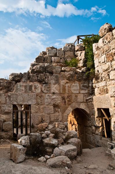 ancient ruins Stock photo © kyolshin
