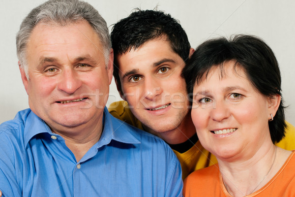 家族 成人 母親 父 見える ストックフォト © Kzenon