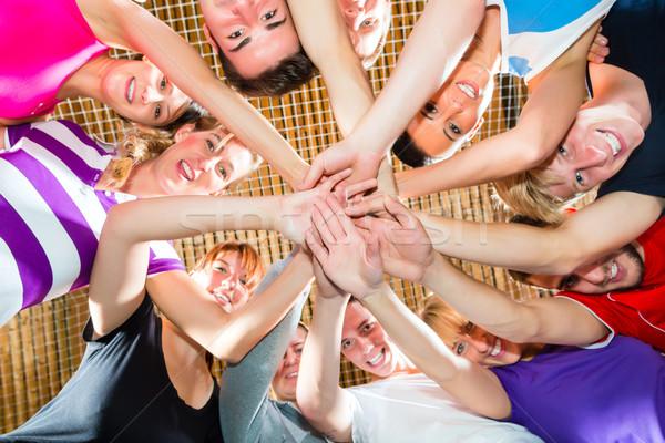 спорт команда хорошие дух победа игры Сток-фото © Kzenon