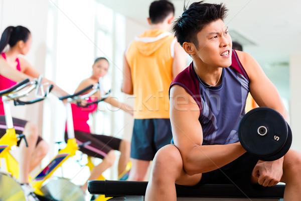 Ázsiai testmozgás