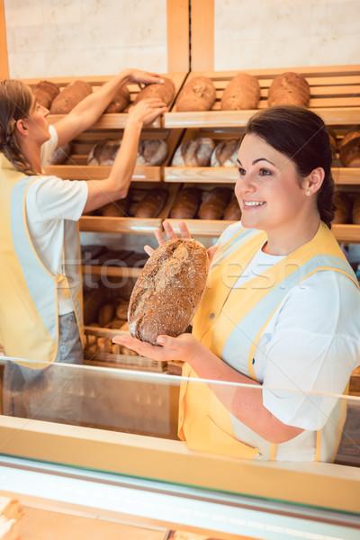 2 販売 パン その他 製品 ベーカリー ストックフォト © Kzenon