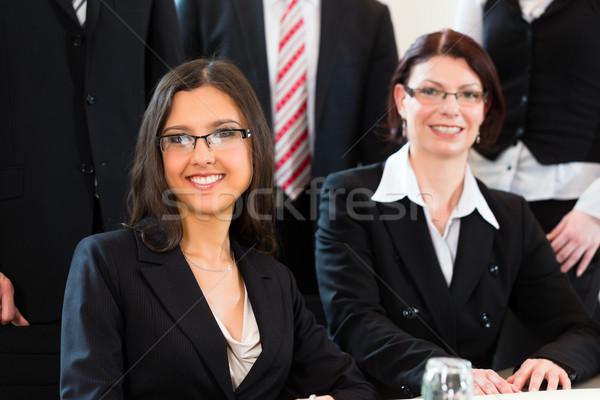 Działalności zespołu spotkanie biuro dobre Zdjęcia stock © Kzenon