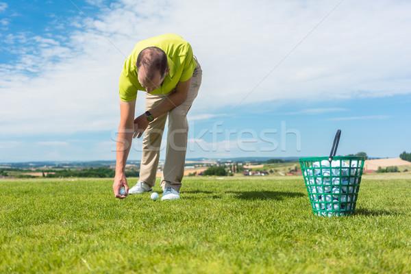 Hand professionele mannelijke Stockfoto © Kzenon
