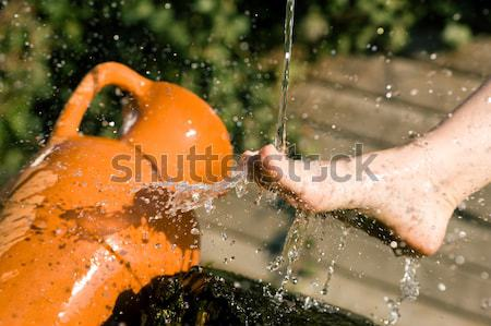 Hydrotherapy Stock photo © Kzenon