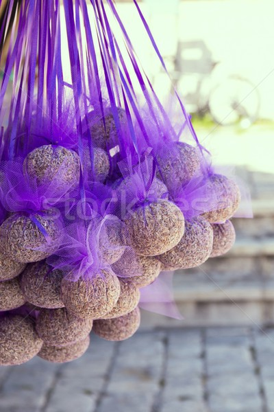 lavender gift on the Hvar Island Stock photo © laciatek
