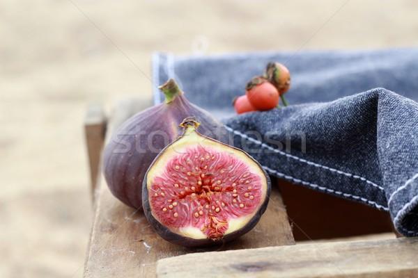 Gyümölcs egészséges étkezés Stock fotó © laciatek