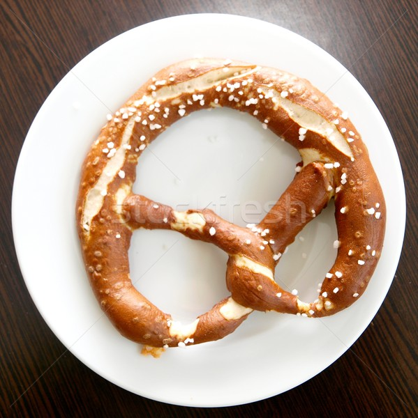 Pretzel  Stock photo © Laks