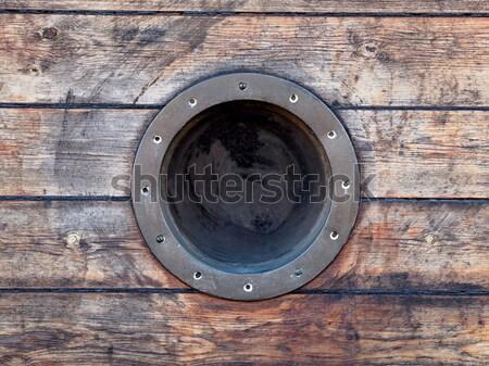 Porthole Stock photo © Laks