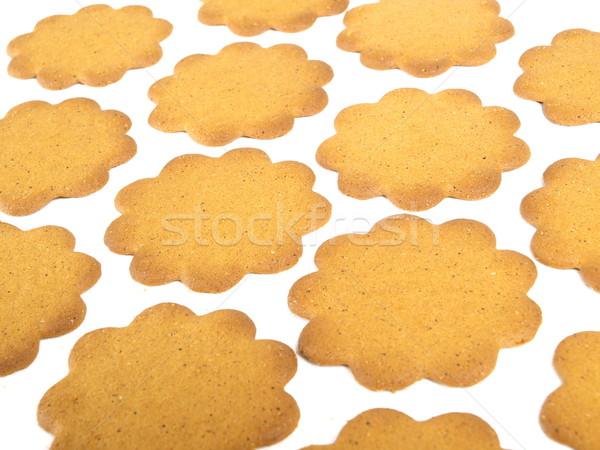 Pan di zenzero cookies alimentare cookie Foto d'archivio © Laks