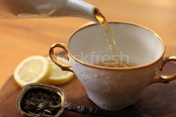 Tea Stock photo © Laks