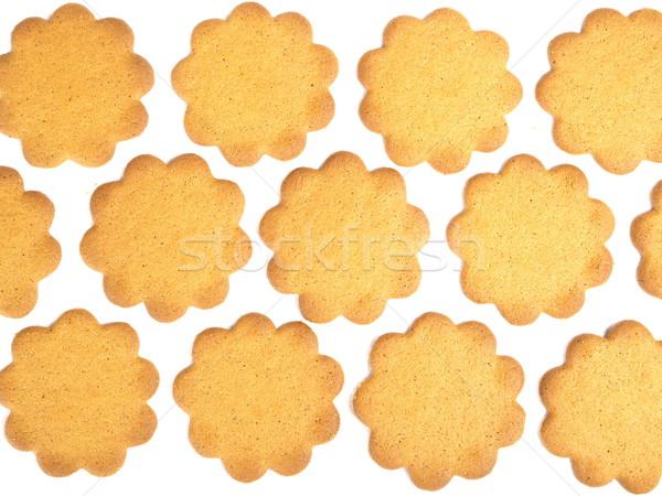 Pan di zenzero cookies Natale dolce Foto d'archivio © Laks