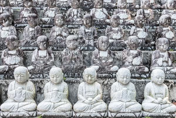 Garden of Ji Jang Bosal Stock photo © LAMeeks