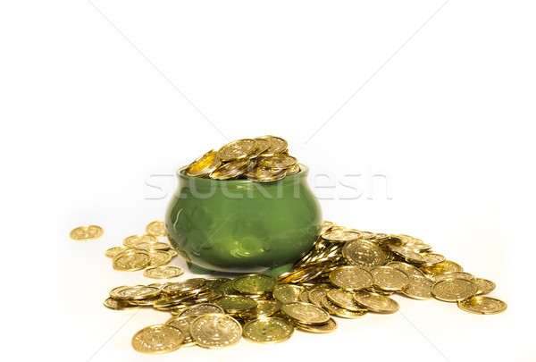 Pot of Gold Stock photo © LAMeeks