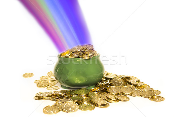 Stock photo: End Of The Rainbow