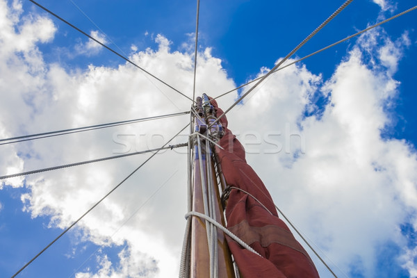 Sailboat Mast Stock photo © LAMeeks