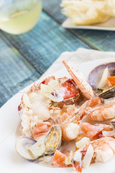 Crustacean Polynesia Stock photo © LAMeeks