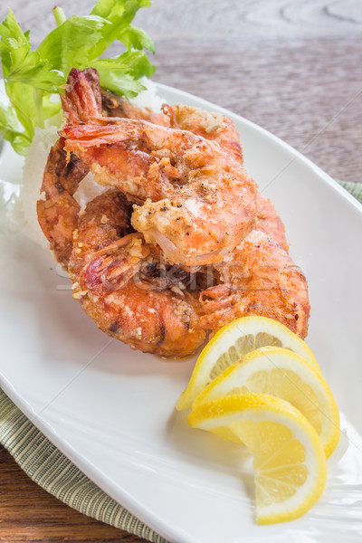 Hauula Shrimp Stock photo © LAMeeks