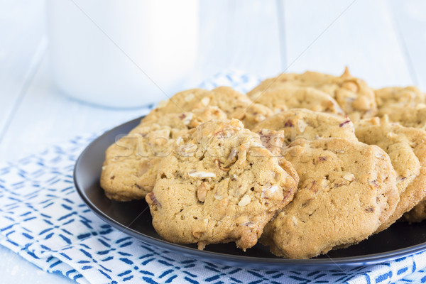 Taro Chip Cookies Stock photo © LAMeeks