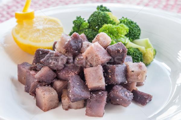 Taro Fries Stock photo © LAMeeks