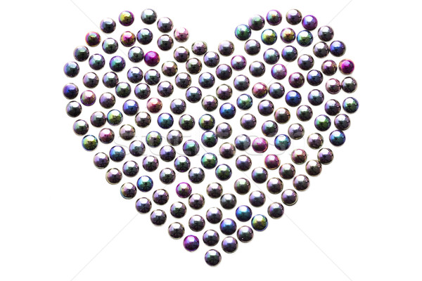 Bead Heart Stock photo © LAMeeks