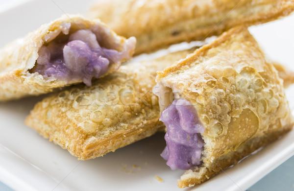 Taro Pastries Stock photo © LAMeeks