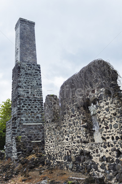 Sugar Mill Ruins Stock photo © LAMeeks