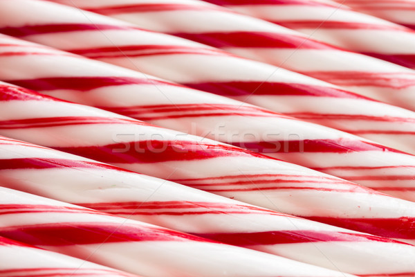 Candy Canes Stock photo © LAMeeks