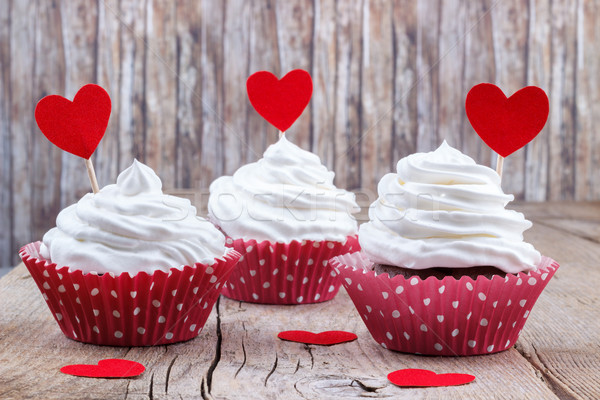 Cupcake Background Stock photo © Lana_M