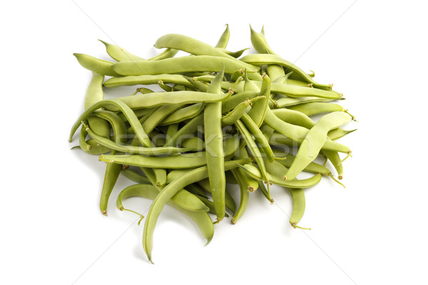 Pile of green beans  Stock photo © Lana_M