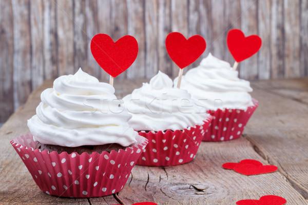 Cupcakes Stock photo © Lana_M