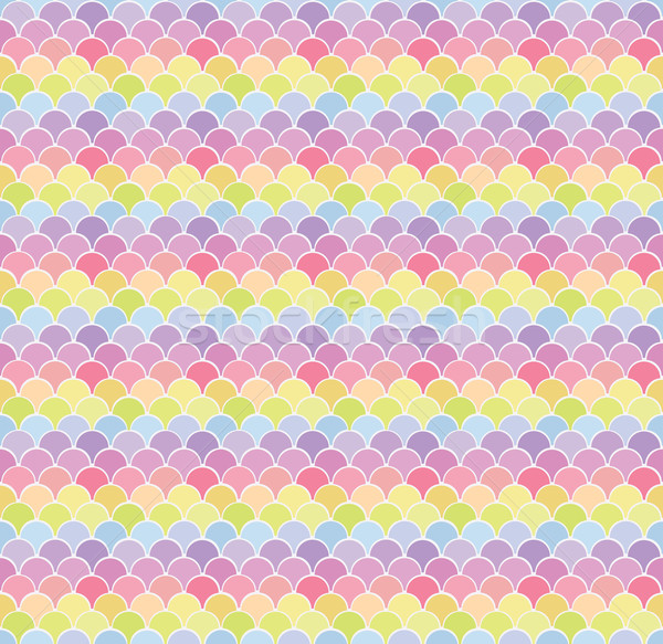 Seamless multicolored background Stock photo © lapesnape