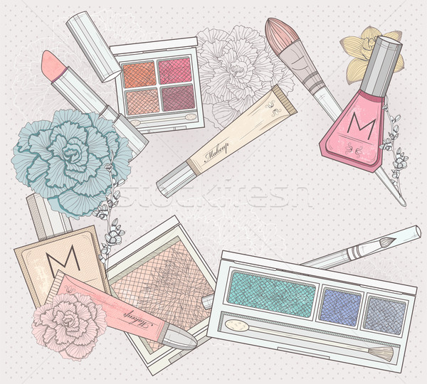 Makeup Background For Youtube 1642441 Maquiagem CosmACticos Fundo Flores