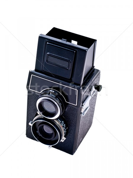 Medium format camera Stock photo © ldambies