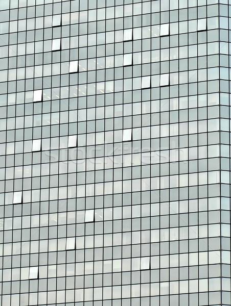 здании город свет стекла Сток-фото © ldambies