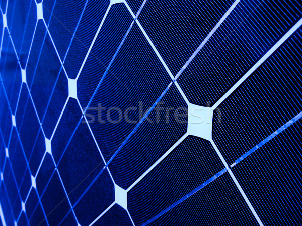 Photovoltaic research Stock photo © ldambies