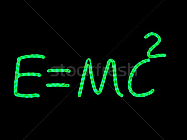 Science neon physics Stock photo © ldambies