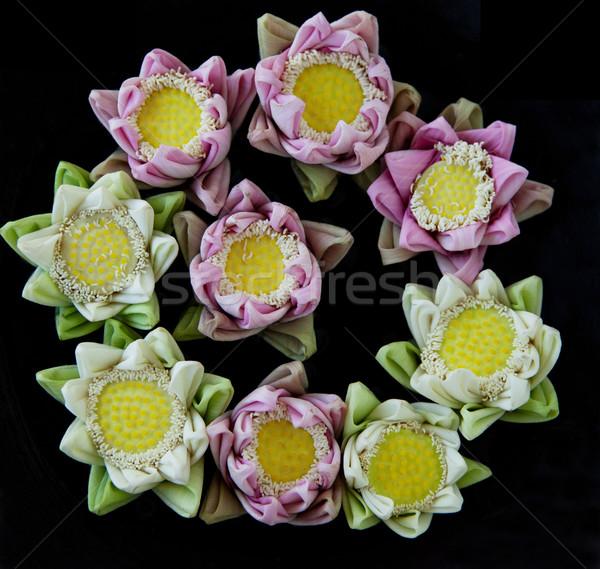 Lotus flowers spa Stock photo © ldambies