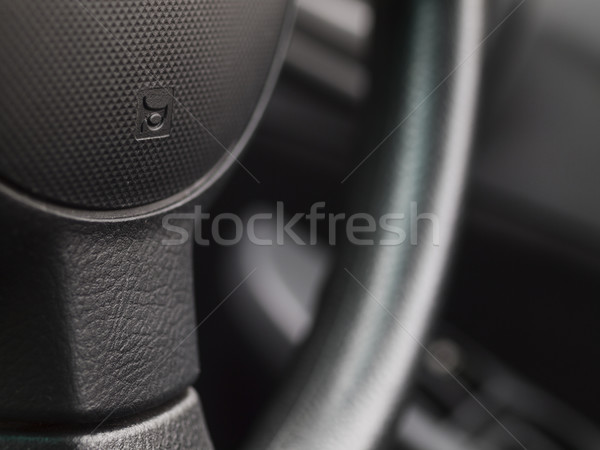 car steering wheel Stock photo © ldambies