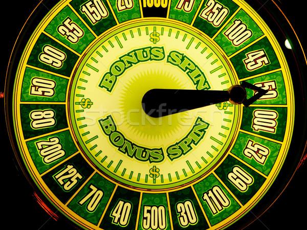 Casino jeu Las Vegas fond Photo stock © ldambies
