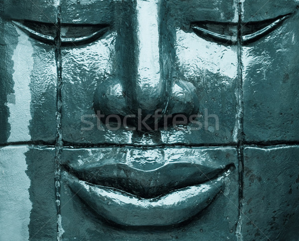 Zen statue Stock photo © ldambies