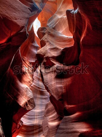 Antelope Canyon Stock photo © ldambies