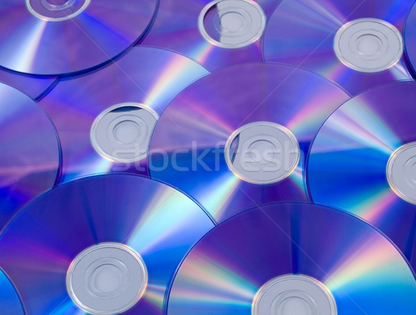 Köteg kék közelkép kép boglya zene Stock fotó © ldambies