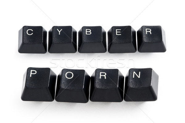 cyber porn Stock photo © leeavison