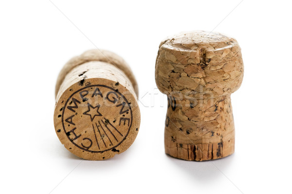 champagne corks Stock photo © leeavison