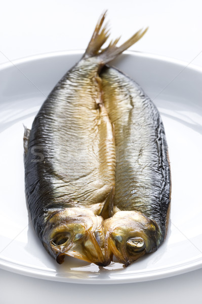 Stock photo: manx kipper
