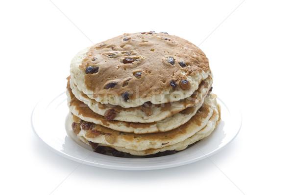 scotch pancakes Stock photo © leeavison