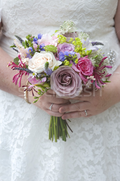 wedding bouquet Stock photo © leeavison