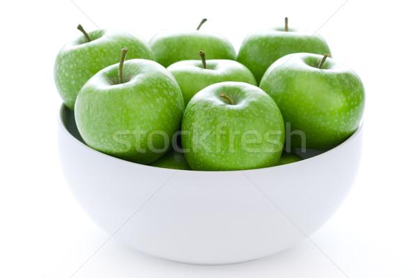 green granny smith apples Stock photo © leeavison