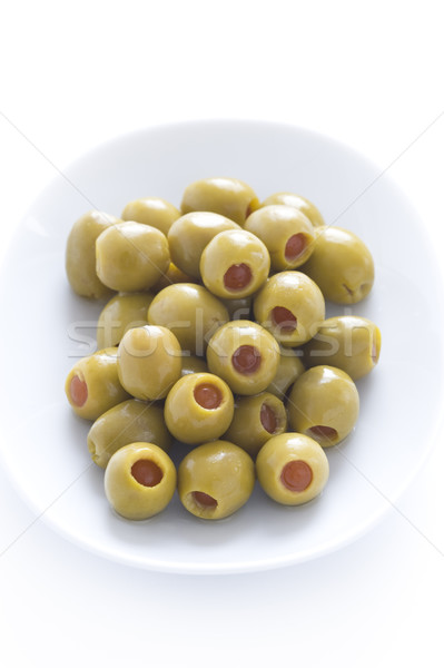 stuffed green olives  Stock photo © leeavison