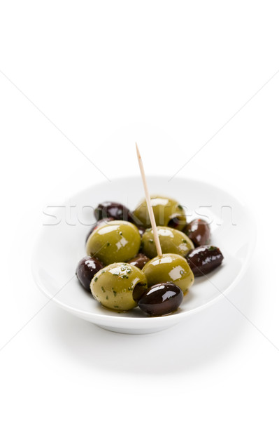 olives Stock photo © leeavison